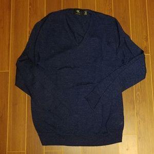 Calvin Klein Merino Wool Pullover